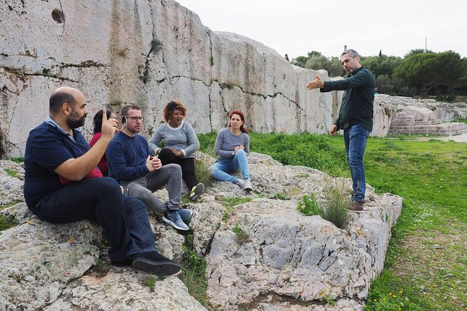 History & Democracy in classical Athens, Experiential Workshop at Pnyx