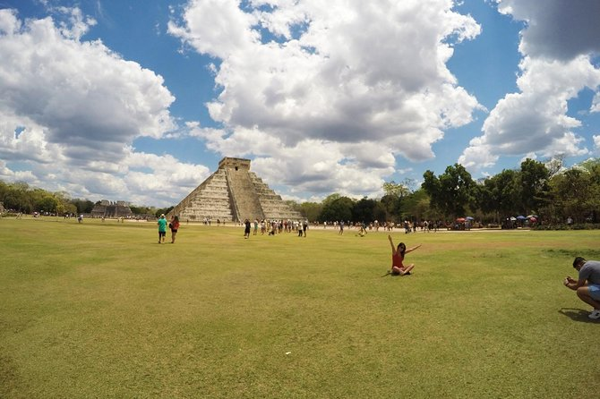Chichen Itza Day Trip from Tulum Including Cenote and Lunch