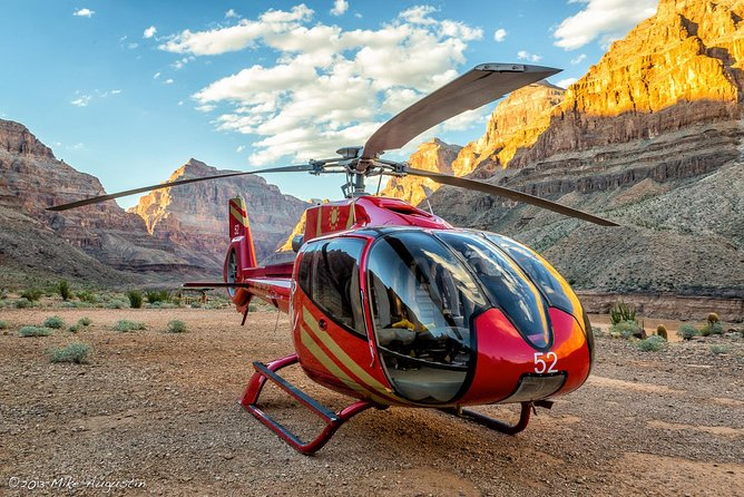 Grand Canyon Helicopter Tour with Champagne Toast
