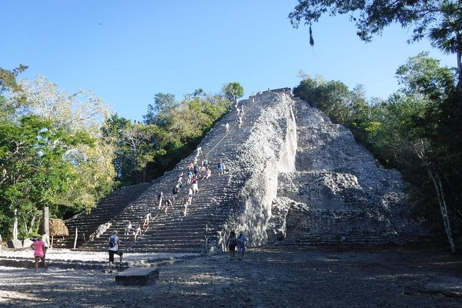 Tulum & Coba Ruins Adventure (small group)