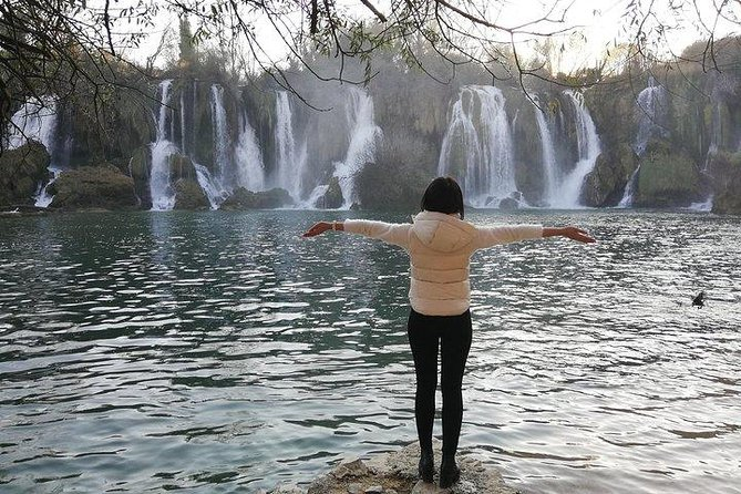 Private tour in Mostar -Kravice Waterfalls