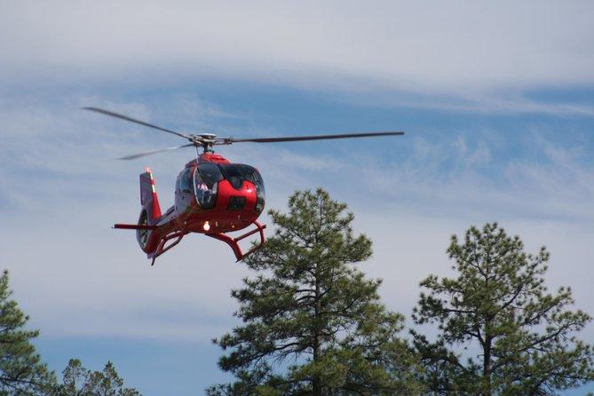 Tour en helicóptero de 25 o 45 minutos por el Parque Nacional del Gran Cañón