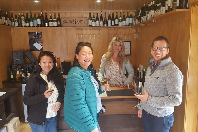 Half Day Martinborough Winery Tour from Wellington