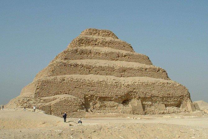 Sakkara, Memphis,dahshour with an Egyptologist in 8 hours