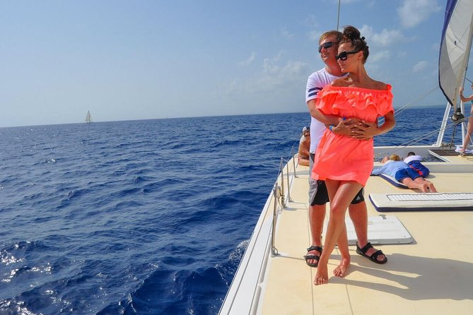 Catamaran Cruise To Saona Island From Punta Cana