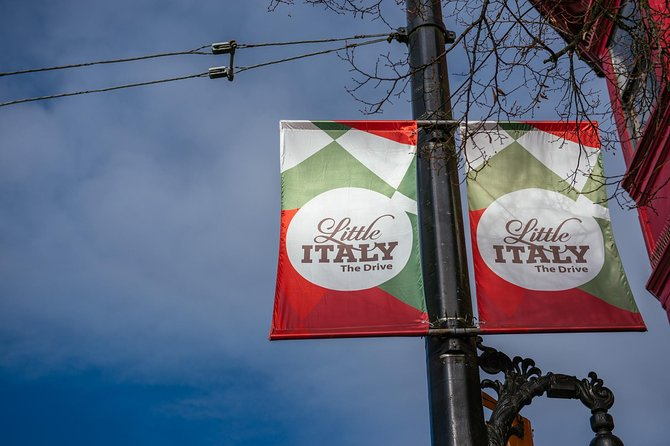 Little Italy Walking Food Tour