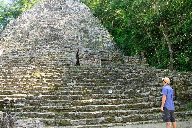 Coba Ruins Day Trip from Cancun or Riviera Maya