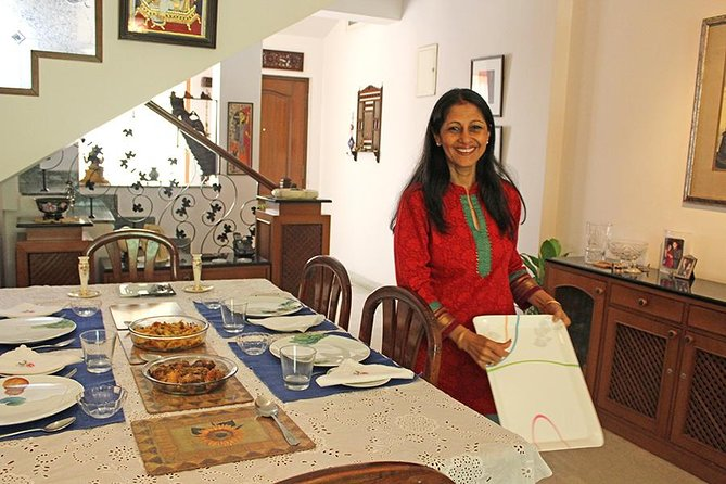 Private Cooking Demonstration in the Heart of Bangalore with a Local Binu