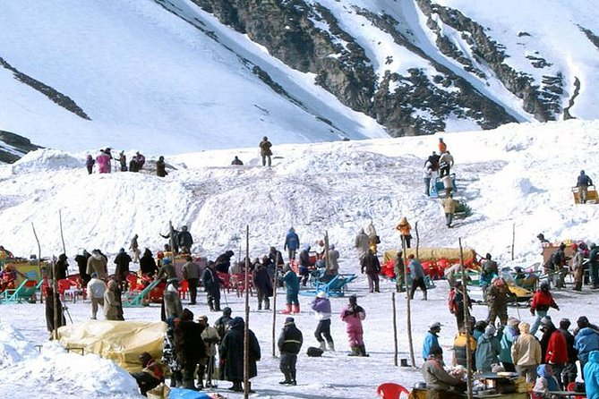 Himachal Tour Package (6 Night - 7 Days)
