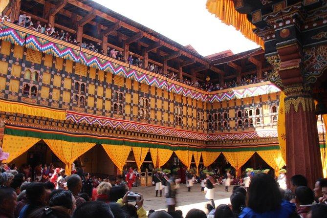Short Bhutan Visit