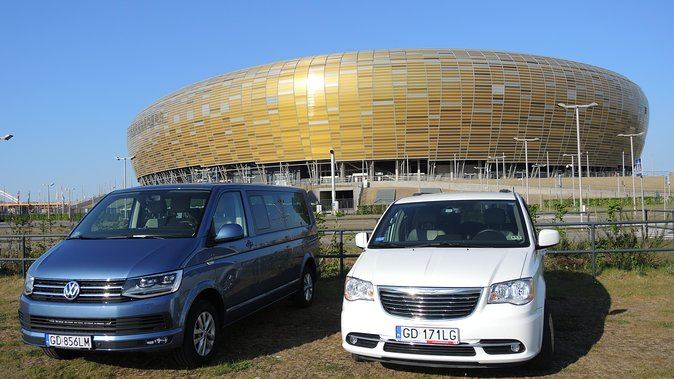 Gdansk to Krakow or Krakow to Gdansk private transfer