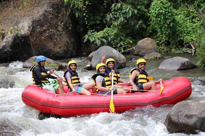 Rafting At Ubud