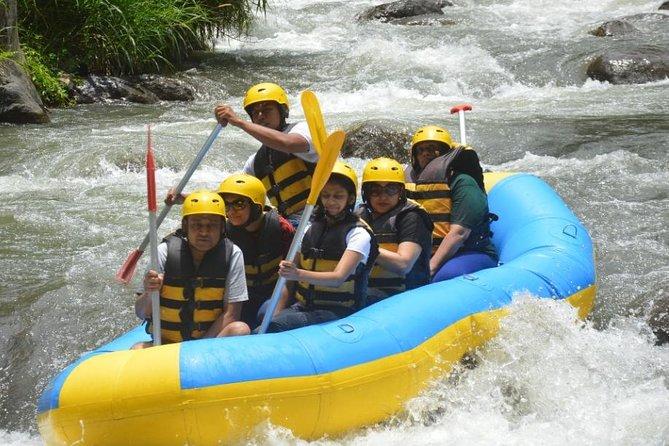 Rafting At Ubud