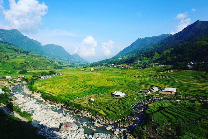 Spectacular Sapa with trekking 2 Days 1 Night
