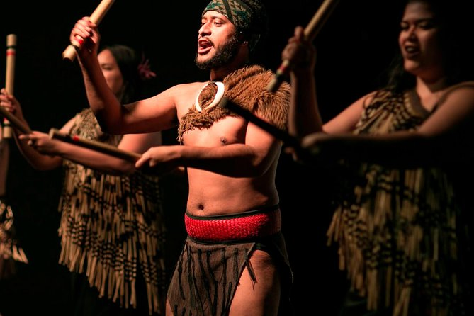 Private Auckland Maori Luxury Tour and Cultural Performance
