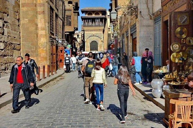 Cairo Nightlife City Tour (Cairo Tower, Cairo Opera House & Khan Al-Khalili)