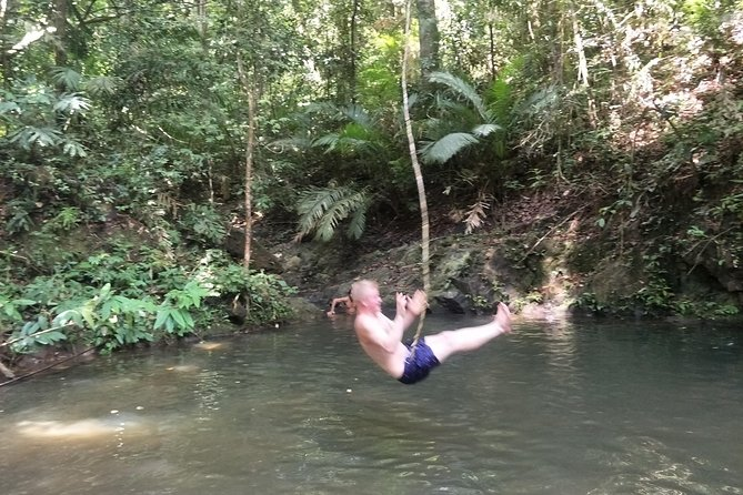 Small-Group Jungle Hiking Excursion in Khao Phra Teaw Park