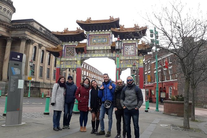 Downtown Liverpool Walking Tour - In Spanish