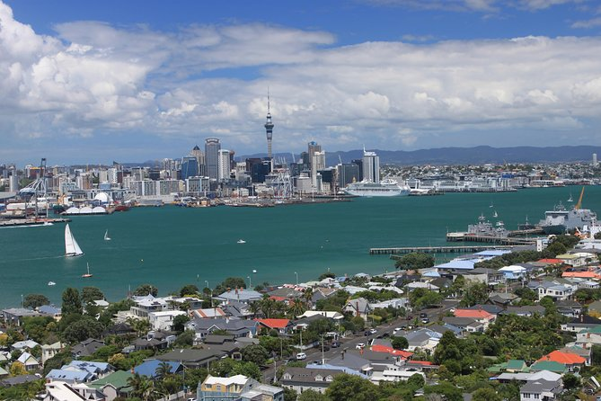 Auckland Private Tour including Airport Transfer