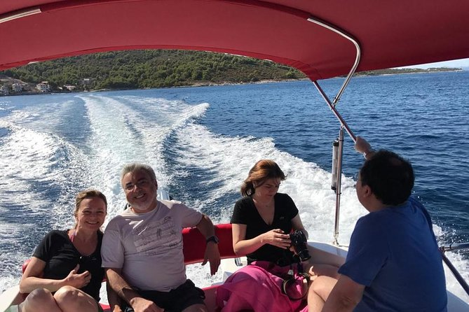 Private day tour to Golden horn, Brač and island Hvar