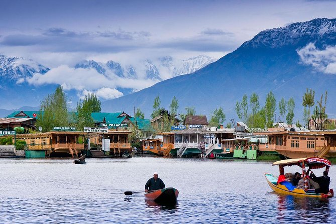 Private 5-Day Kashmir Tour Package from Srinagar