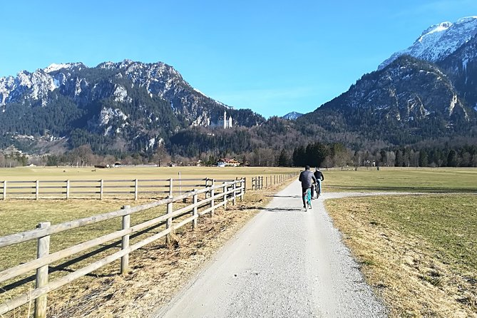 Rent a bike from Munich to Neuschwanstein castle photo 2
