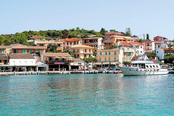 Corfu boat trip to Kassiopi