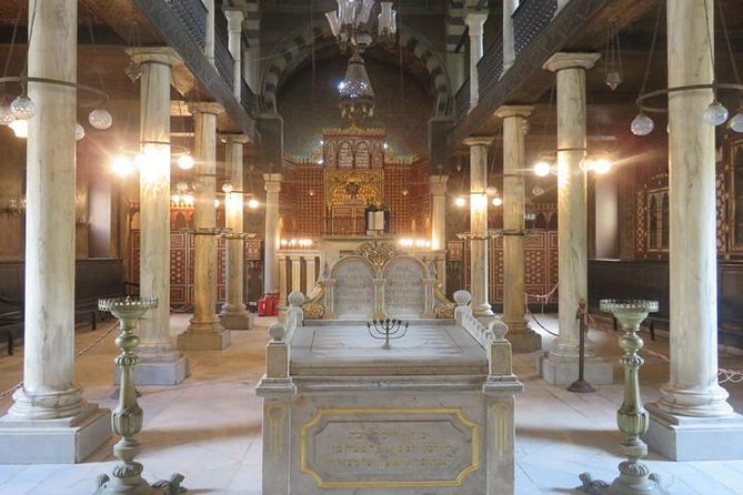 Private Guided Day Tour to the Monastery of Saint Anthony and the Monastery of Saint Paul from Cairo photo 13