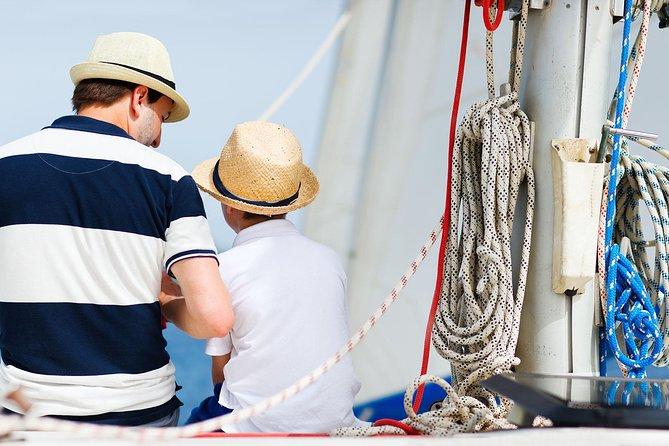 Half day Halkidiki Sailing Private Trip or fishing - from N. Marmaras, Sithonia