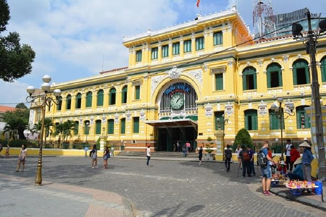 Private Tour: Full Day Ho Chi Minh Highlight City Tour photo 4
