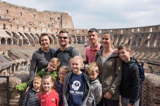 Rome For Kids: Ancient Rome Scavenger Hunt Tour