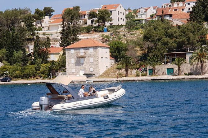 Discover hidden beauties on private boat trip from Split and Brac photo 2
