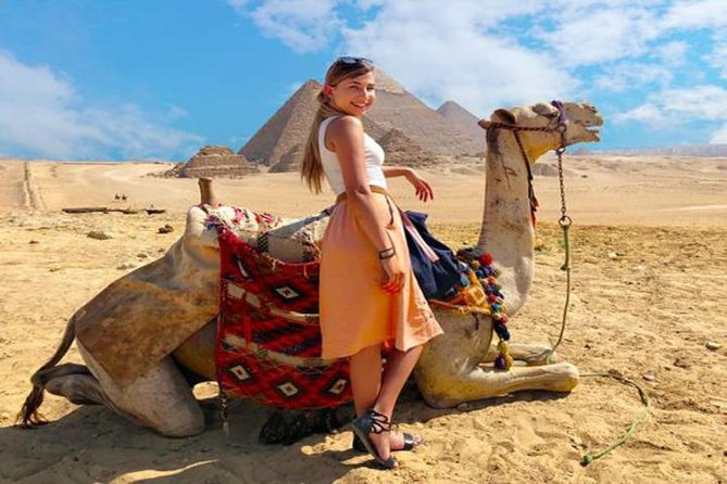 Different Full day Giza Pyramids, Egyptian Museum and Shisha with Mint