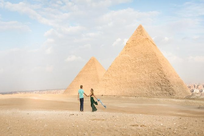 8 hours-Private Guided Day Tour to Memphis Saqqara and Giza with Lunch