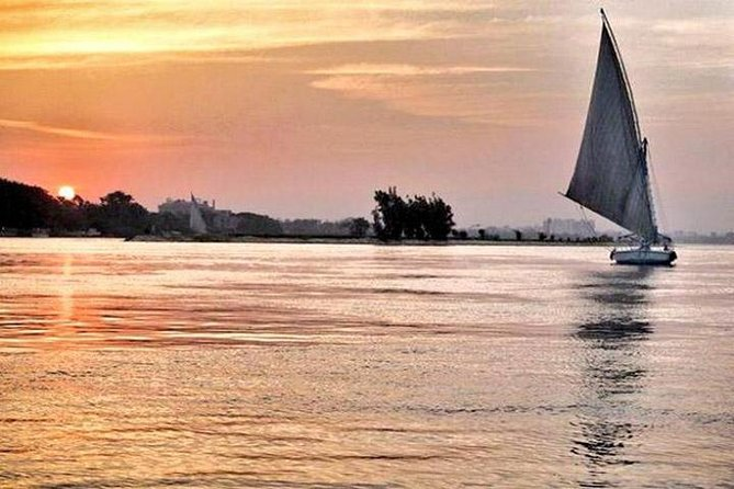 Private sunrise on camel by the pyramids and sunset on felucca by the Nile photo 11