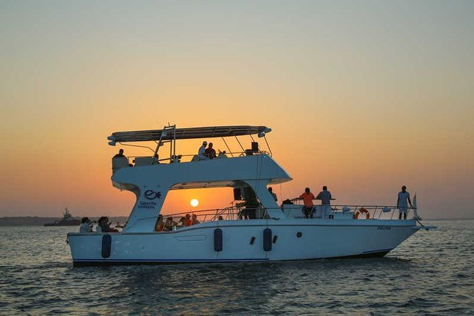 Cartagena Sunset tour in the bay