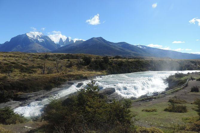 Full day Torres del Paine from Punta Arenas ,Regular tours