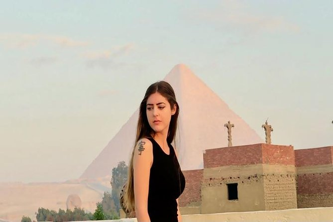 5 hours Experience to Giza pyramids sphinx plus camel cruise lunch on Nile photo 8