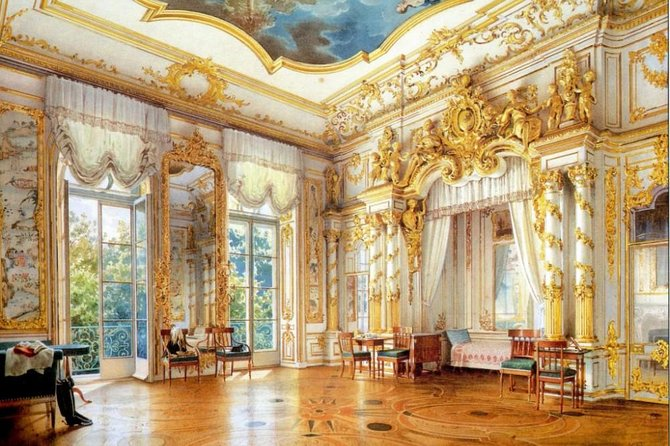 Pushkin (Catherine Palace) & Faberge Museum in 1 day