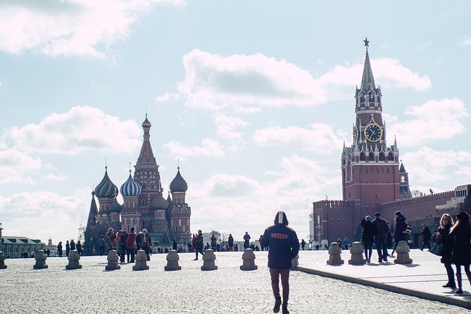 3 Day Private Tour in Moscow with Local Guide