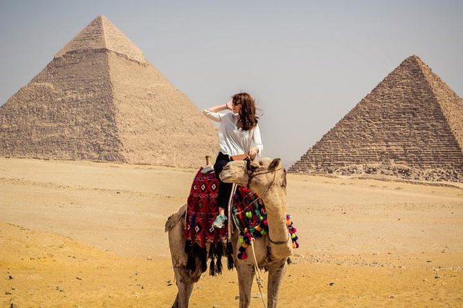 Private sunrise on camel by the pyramids and sunset on felucca by the Nile photo 3