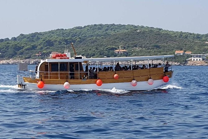 Elaphite Islands Cruise and Blue Cave Snorkeling Boat Tour from Dubrovnik