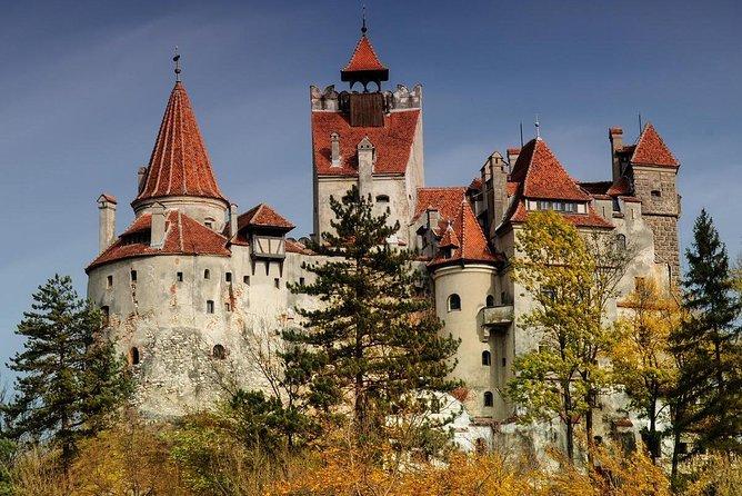 Castles & Rustic Village : Bran Castle , Rasnov Fortress and Fundata Village