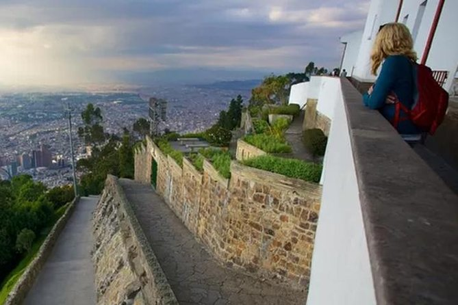 Gold museum and Monserrate private half day tour