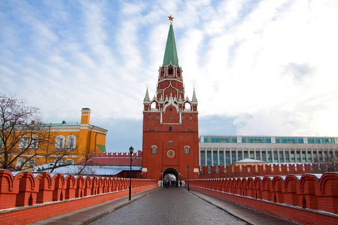 Private Walking Tour of Moscow Including The Kremlin and Red Square photo 6