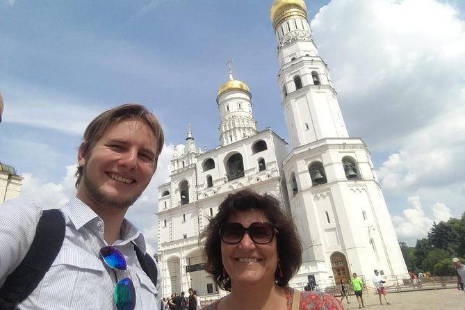 Private Walking Tour of Moscow Including The Kremlin and Red Square photo 4
