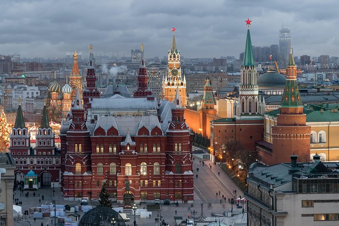 Private Walking Tour of Moscow Including The Kremlin and Red Square photo 3