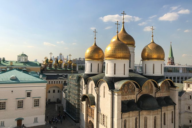 Private Walking Tour of Moscow Including The Kremlin and Red Square photo 7