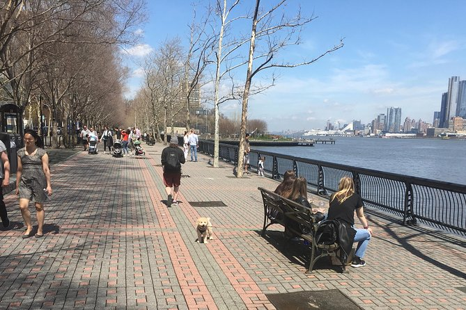 NYC & Hoboken Walking Tour with A Zening Foot Massage And Learning Experience