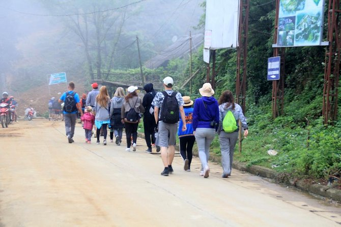 Sapa trekking villages homestay & hotels package tours from Hanoi in 3 days photo 9